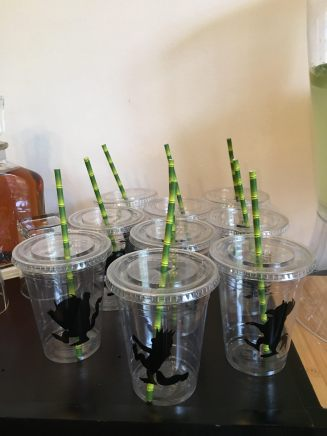 Wild Things Cups